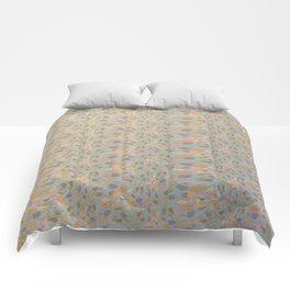 VESTIGE modern take on vintage chintz wallpaper Comforters