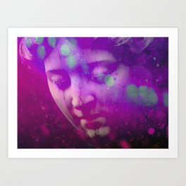 Your Countenance Divine Art Print