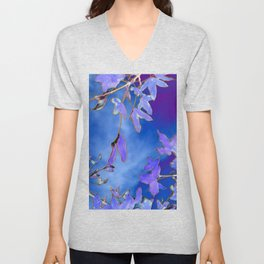 Into the Blue Unisex V-Neck