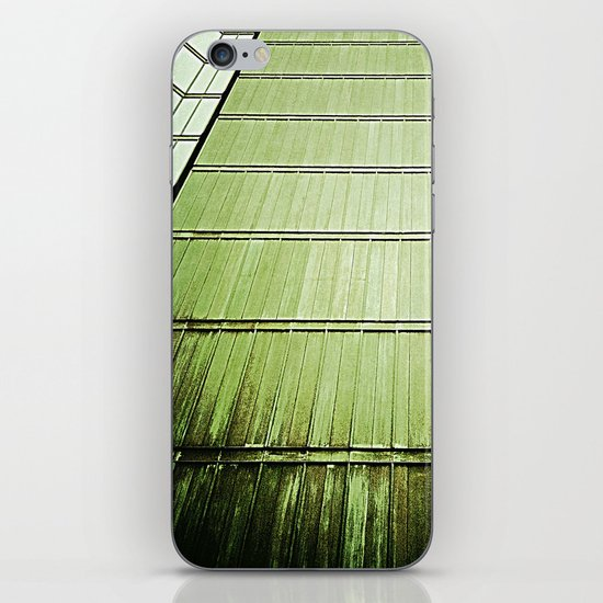 'BANK' iPhone & iPod Skin