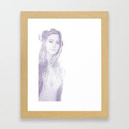 Ellie Framed Art Print