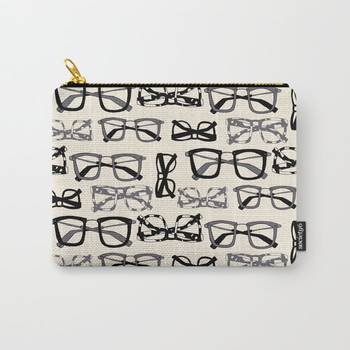 Eyeglasses Carry-All Pouch