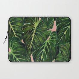 Tropical II Coral Laptop Sleeve