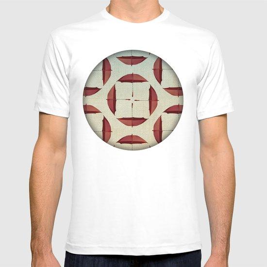 circle the umbrellas T-shirt