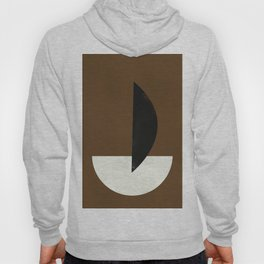 Geometric Abstract Art #5 Hoody