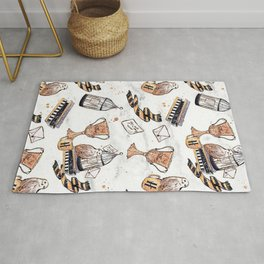 Potter Things Rug
