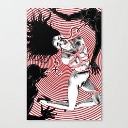 Vertigo ll. Canvas Print