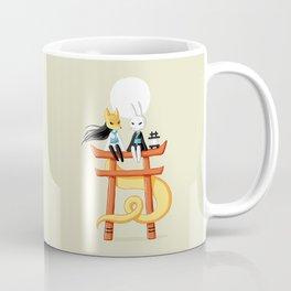 Torii 3 Coffee Mug