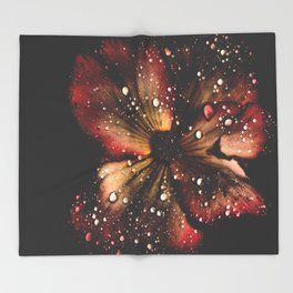 FLORA Throw Blanket