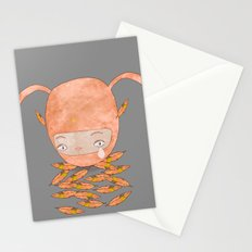 I DON'T MIND IF YOU FORGET ME FOREVER  Stationery Cards