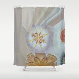 Ryas Exposed Flower  ID:16165-014626-86050 Shower Curtain