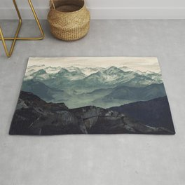 Mountain Fog Rug