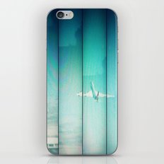 Airplane iPhone & iPod Skin