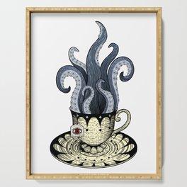 Kraken tea Serving Tray