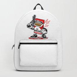 Cigarette Killer Backpack