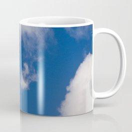 BLUE SKY over BERLIN Coffee Mug