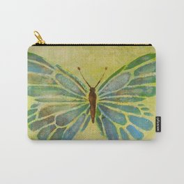 Butterfly 1 by Saribelle Rodriguez Carry-All Pouch
