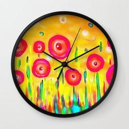 Beyond The Garden Wall Clock