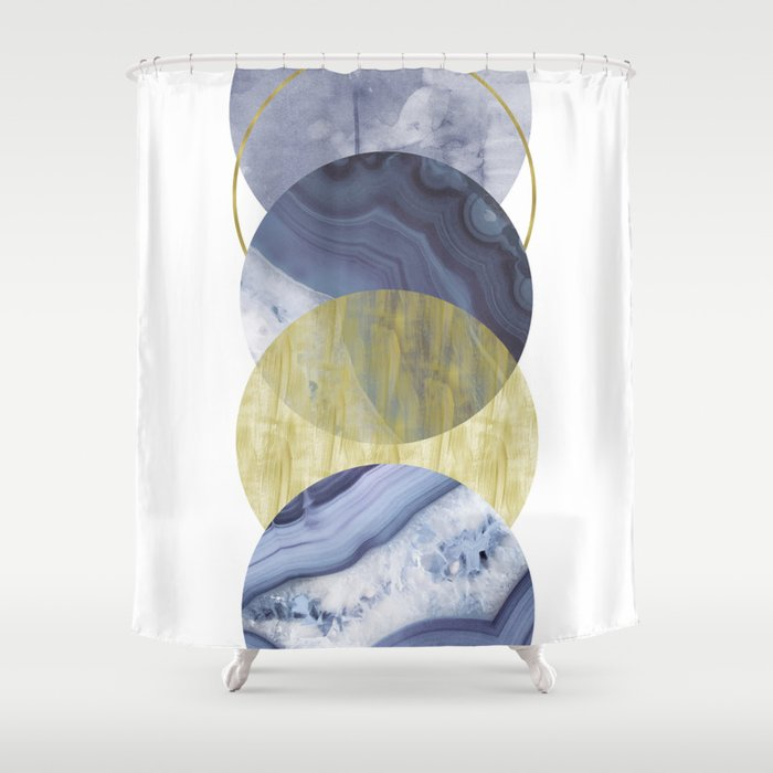 Moonlight #2 Shower Curtain