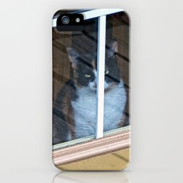 The Evil Eyes iPhone Case