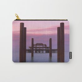 Brighton old pier Carry-All Pouch