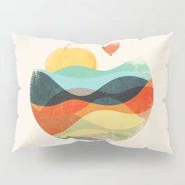 Let the world be your guide Pillow Sham
