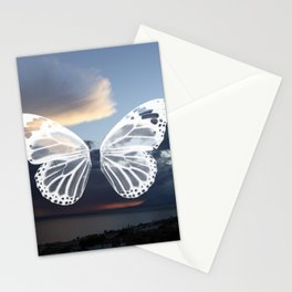 Butter wings Stationery Cards