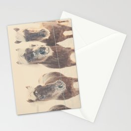 """here's looking at you kid ... "" Stationery Cards"