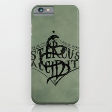 Stercus Accidit - S*** Happens Slim Case iPhone 6s