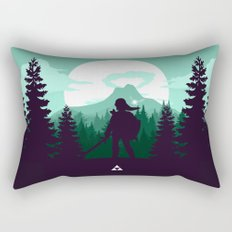 The Legend of Zelda - Green Version Rectangular Pillow