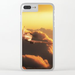 Impregnable Clear iPhone Case