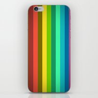lab iPhone & iPod Skins featuring Colors LAB  by Msimioni