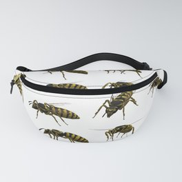 wasp hornet insect Fanny Pack