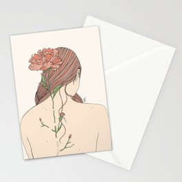 Let Me Blossom Stationery Cards