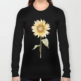 Sunflower 01 Long Sleeve T-shirt