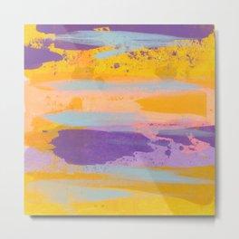 Abstract No. 418 Metal Print