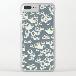 Bunches of Barnacles Clear iPhone Case