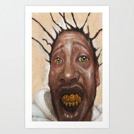 Ol' Dirty Bastard Art Print