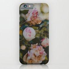 White Roses Slim Case iPhone 6s