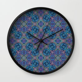KLauf Mandala Pattern Wall Clock