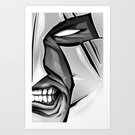 Spartan Art Print