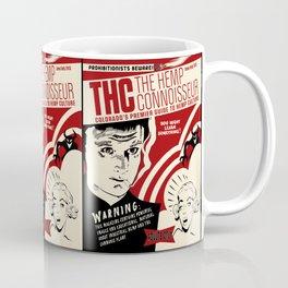 THC Reefer Madness Coffee Mug