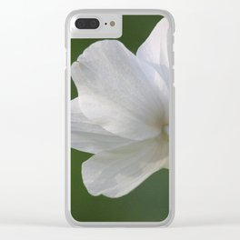 Soul Purity Clear iPhone Case