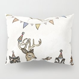 Party Animals Pillow Sham