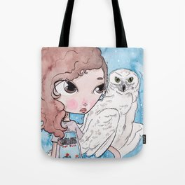 witch and the killers Tote Bag