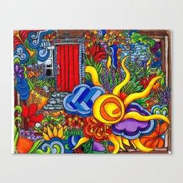 Title Canvas Print