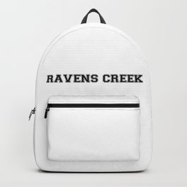 RAVENS CREEK blk Backpack
