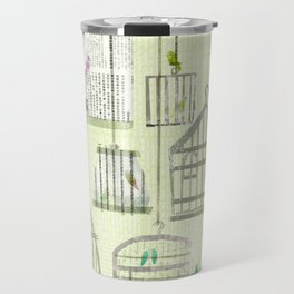 Bird cages Travel Mug