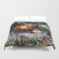 fairies Duvet Covers featuring Where Fairies Live by 2sweet4words Designs
