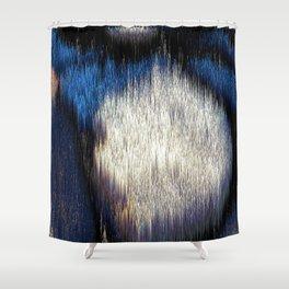 glitche Shower Curtain